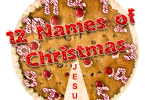 12 Names of Christmas Interactive Lesson