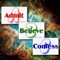 Admit, Believe, Confess Gospel Magic