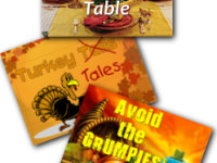 Around the Thanksgiving Table - Service & Games