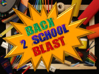 Back to School BLAST! - FULL Lesson