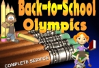 Back-to-School Olympics Spiritual School Supplies Lesson