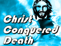Christ Conquered Death - Gospel Magic Object Lesson