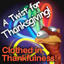 Clothed in Thankfulness Balloon Sculpture Lesson