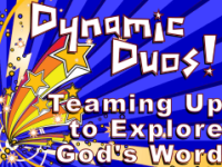 Dynamic Duos! - Fruit of the Spirit
