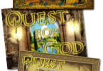 COMPLETE QUEST for God Trilogy