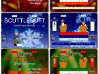 75 Christmas Games of SCUTTLEBUTT