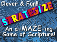 Strategize! - An a-MAZE-ing Game!