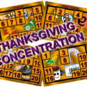Thanksgiving Concentration Game