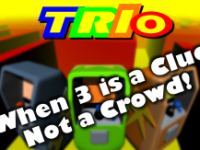 Trio - The Game of Three!